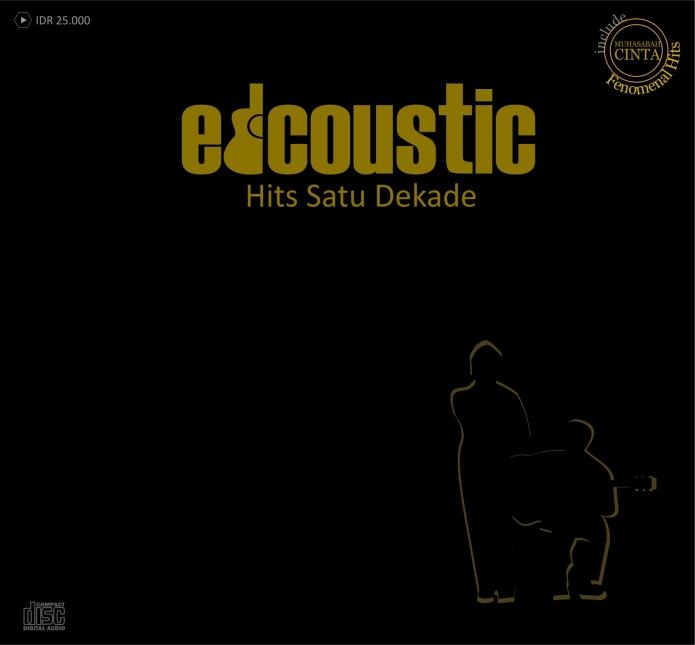 cover Hits Edcoustic 1 dekade